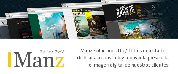 Manz Soluciones On-Off